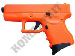 P360 BB Gun Glock Replica Spring Airsoft Pistol 2 Tone Orange Black